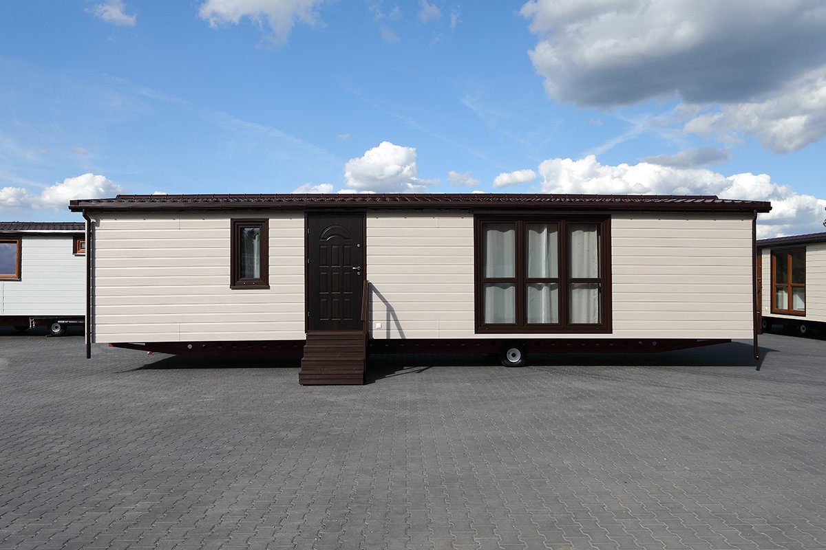 DMK Budownictwo - Mobile holiday homes 12x3,5