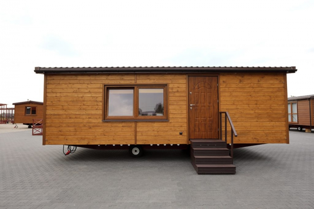 DMK Budownictwo - Mobile holiday homes 8x4m
