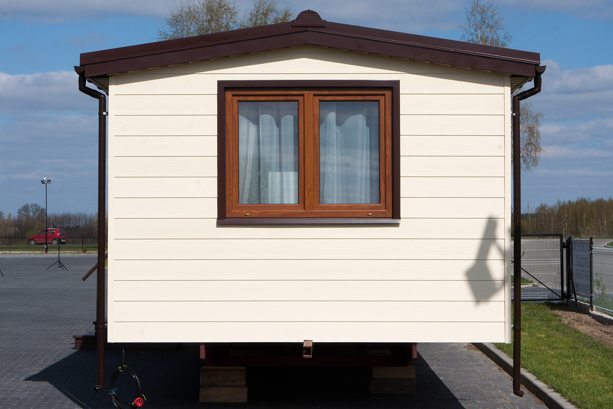 DMK Budownictwo - Mobile holiday homes 12x3,5 m