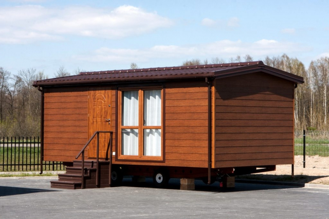 DMK Budownictwo - Mobile holiday homes 7x3,5 m