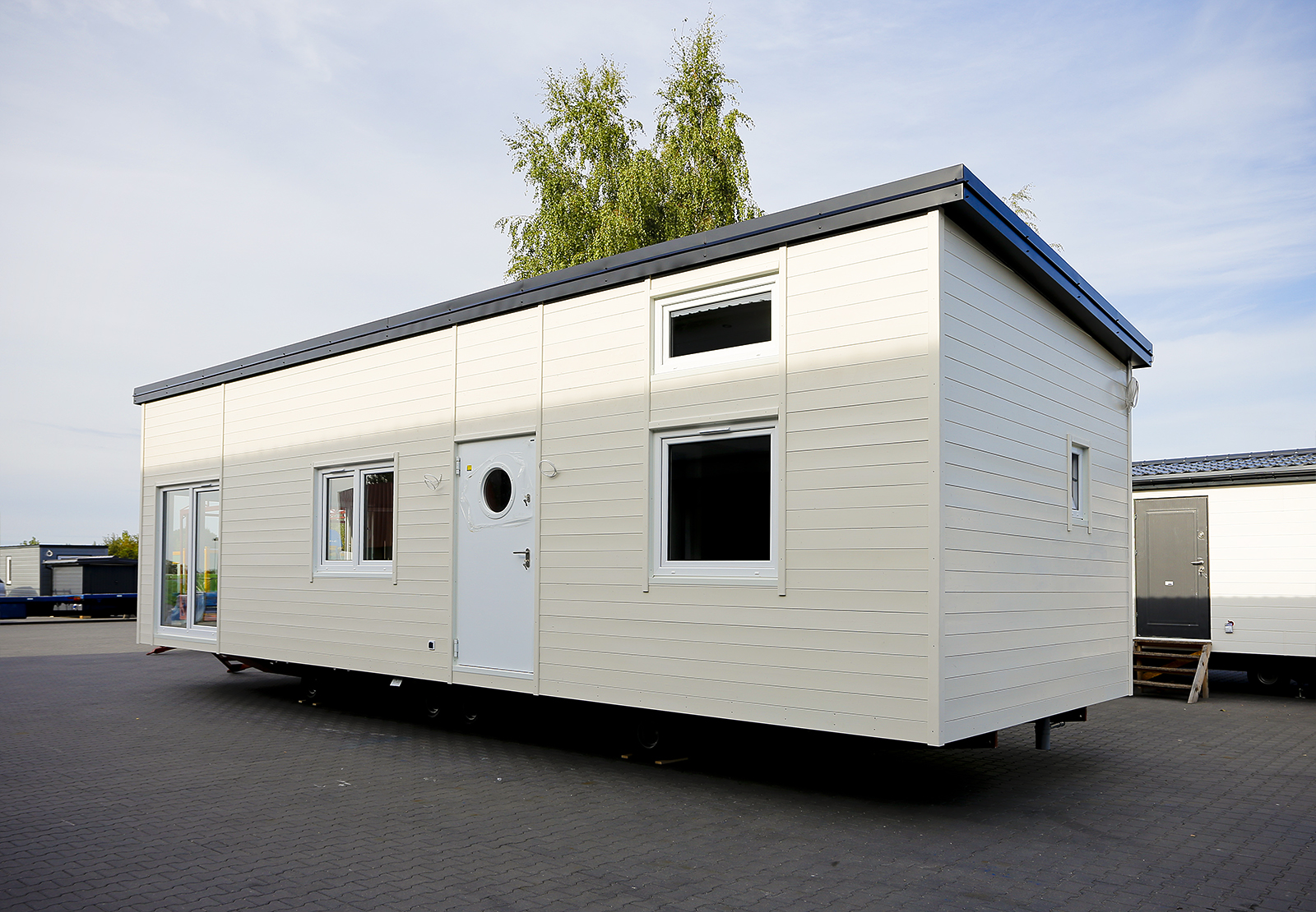 Mobile holiday homes - DMK Budownictwo