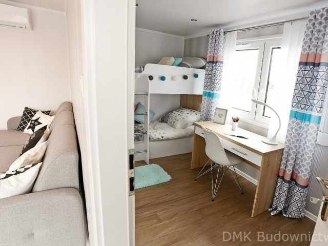 Mobile homes on wheels DMK Budownictwo