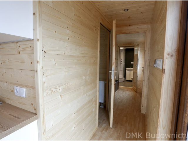 Mobile homes / Homes on wheels DMK Budownictwo