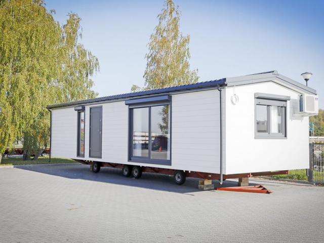 All-years homes - DMK Budownictwo - King 12x4 m
