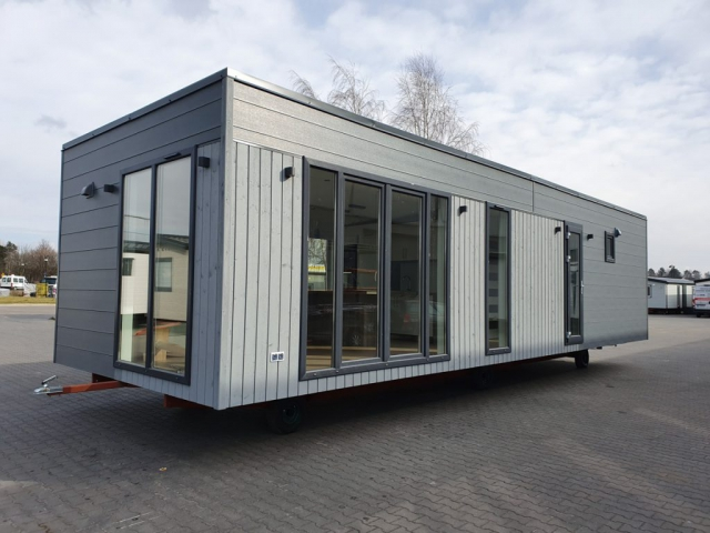 Mobile home - DMK Budownictwo - King 12x4 m