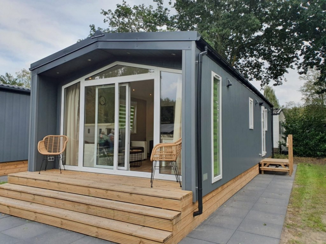 Glamping - DMK Budownictwo - Maisons des clients