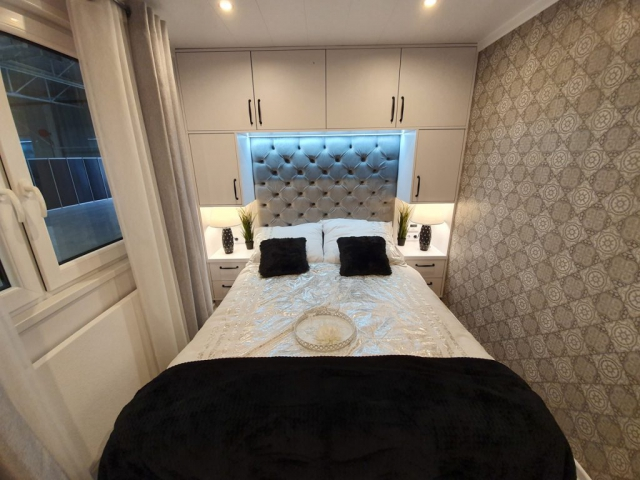 Glamping - Interior and equipment - DMK Budownictwo