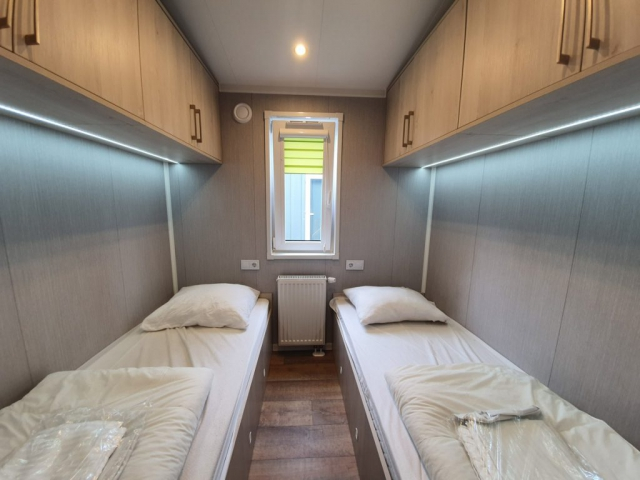 House on wheels - Interior and equipment - DMK Budownictwo