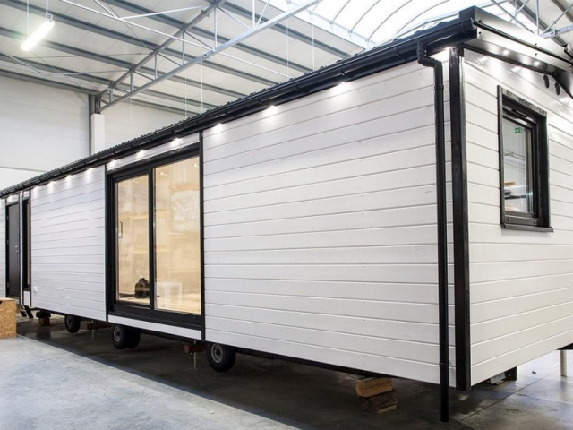 Mobile camping homes - DMK Budownictwo