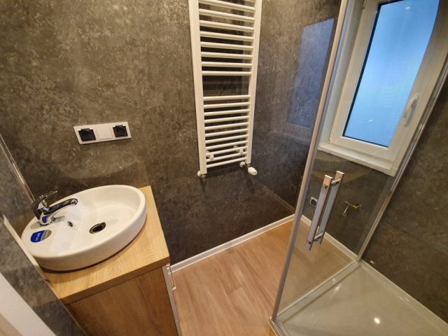 Mobile holiday home - Interior and equipment - DMK Budownictwo