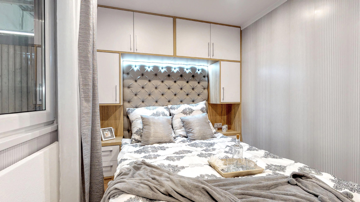 Mobile homes manufacturer - Interior and equipment - DMK Budownictwo