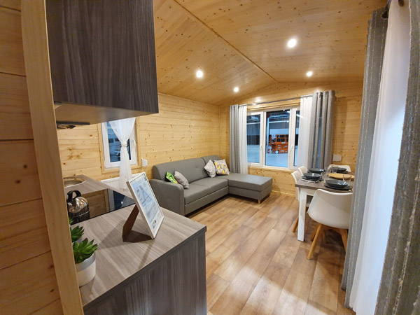 Buying a mobile home - what should you look for?